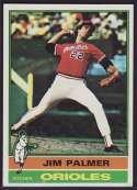 1976 Topps #450 Jim Palmer [Misc.]
