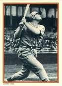 Johnny Mize 1985 Topps Glossy Home Run Kings Baseball Card #32