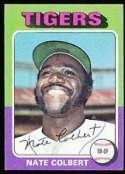 1975 Topps Nate Colbert Baseball Card #599