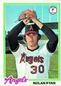 1978 Topps #400 Nolan Ryan - California Angels (Baseball Cards)