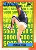 1990 Topps #4 Nolan Ryan Salute Houston Astros