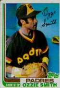 1982 Topps Ozzie Smith #95
