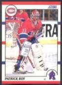 Patrick Roy 1990-91 Score Hockey Card #10 (Montreal Canadiens)