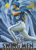 1995 Pinnacle #297 Paul Molitor Toronto Blue Jays Baseball Card - Mint Condition - Shipped In A Protective Screwdown Display Case!
