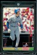 2001 Topps HD (HD) #65 Shawn Green Los Angeles Dodgers Baseball Card - Mint Condition - Shipped In Protective ScrewDown Display Case!