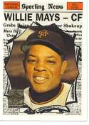 1997 Topps Mays #15 Willie Mays [Misc.]