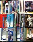 100 Assorted Chicago Cubs Baseball Cards Plus Twelve 9-Pocket Storage Pages (stores up to 216 cards)