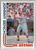 100 Assorted Cinncinati Reds Collectible Baseball Cards