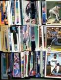 100 Assorted Montreal Expos Baseball Cards Plus Twelve 9-Pocket Storage Pages (stores up to 216 cards)