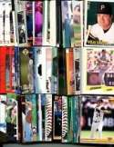 100 Assorted Pittsburgh Pirates Pirates Baseball Cards Plus Twelve 9-Pocket Storage Pages (stores up to 216 cards)