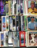 100 Assorted San Diego Padres Baseball Cards Plus Twelve 9-Pocket Storage Pages (stores up to 216 cards)