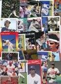 20 Assorted Deion Sanders Baseball Cards