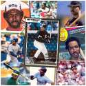 20 Assorted Harold Baines Baseball Cards