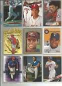 20 Assorted Ivan Pudge Rodriguez Collectible Baseball Cards