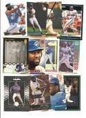 20 Assorted Joe Carter Collectible Baseball Cards