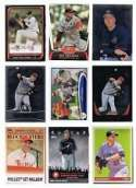 20 Assorted Roy Halladay Baseball Cards In Collector's Display Album