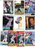 20 Different George Brett Baseball Cards [Misc.]