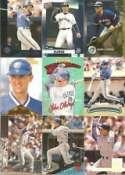 20 Different John Olerud Baseball Cards