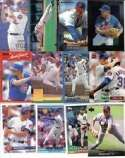 20 Different Mark Grace Baseball Cards