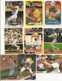 20 Different Mark McGwire Baseball Cards