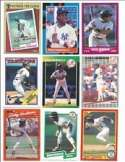 20 Different Rickey Henderson Baseball Cards