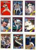 25 Different 1988 Topps Baseball Cards