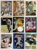 25 Different Baseball Cards of Jeff Bagwell in Display Album [Toy]