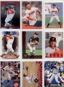 25 Different Jim Thome Baseball Cards