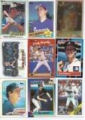 30 Assorted Dale Murphy Baseball Cards (In Collectors Display Album)