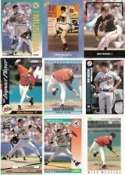 30 Different Mike Mussina Baseball Cards