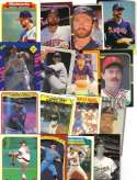 10 Assorted Bert Blyleven Collectors Baseball Cards