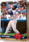 Carlos Delgado 20-Card Set with 2-Piece Acrylic Case