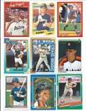 Craig Biggio Assorted Baseball 20 Card Lot