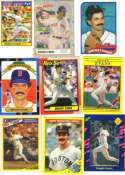 20 Assorted Dwight Evans Boston Red Sox Baseball Cards