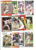 Greg Maddux Chicago Cubs Baseball Card Collector's Lot