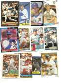 Paul Molitor Milwaukee Brewers Baseball Card Collector's Lot