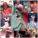 Various Brands Cincinnati Reds Barry Larkin 20 Trading Card Set