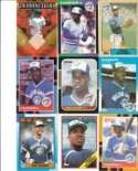 Various Brands Los Angeles Dodgers Fred McGriff 20 Trading Card Set [Misc.]