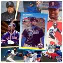 Various Brands New York Mets Mo Vaughn 20 Trading Card Set