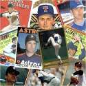 Nolan Ryan 20 Trading Card Set
