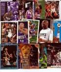 20 Assorted Vin Baker Collectible Basketball Cards