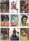 25 Different Utah Jazz Basketball Cards !