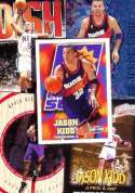 Jason Kidd 20-card set with 2-piece acrylic case