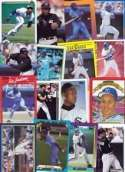 20 Assorted Bo Jackson Collectible Trading Cards