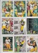 20 Assorted Brett Favre Football Cards