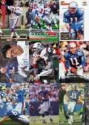 20 Different Drew Bledsoe Football Cards [Misc.]