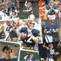 Buffalo Bills Jim Kelly 20 Trading Card Set