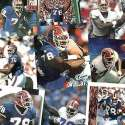 Washington Redskins Bruce Smith 20 Trading Card Set