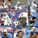 Tennessee Titans Steve McNair 20 Trading Card Set