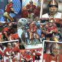 Various Brands San Francisco 49ers Steve Young 20 Trading Card Set